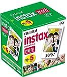 FUJIFILM Instax Mini Cheki Film 5pack...