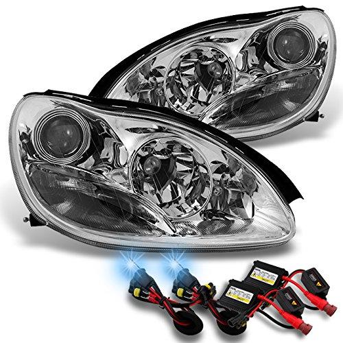 Dodge Magnum 2005-2008 HID Xenon Headlight Fog Light Conversion Kit ALL COLOR