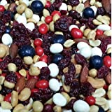 All American Trail Mix - 5 lb. Zip Lock Pouch Bag by Treasured Harvest