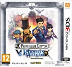 Professeur Layton Vs Phoenix Wright :...