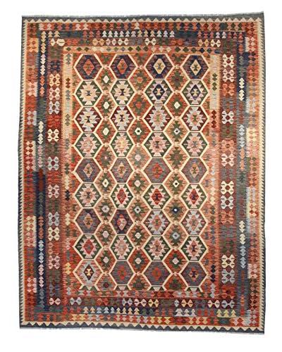 F.J. Kashanian Rugs One-of-a-Kind Kilim Rug, Multi, 10' 4 x 13'