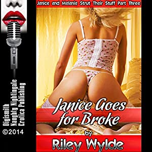 Janice Goes for Broke Audiobook