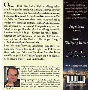 Der Turm der Welt (ungekürzte Lesung auf 3 MP3-CDs)