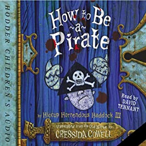 How to Be a Pirate Audiobook