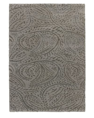 Prestige Shag Rug, Gray, 5′ 5″ x 7′ 8″ As You See