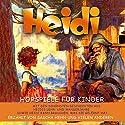 Heidi Hörspiel von Johanna Spyri Gesprochen von: Sascha Hehn