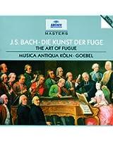 Bach, J.S.: Die Kunst der Fuge BWV 1080