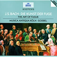 Johann Sebastian Bach: The Art of Fugue, BWV 1080 - Contrapunctus 1