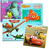 Disney® Favorites Board Books - Planes, Finding Nemo, Cars, Monsters University (Set of 4)