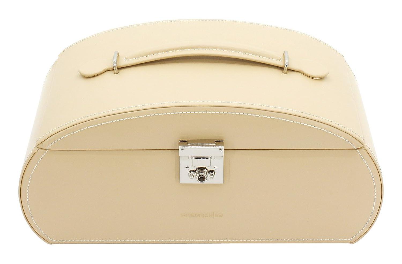 Friedrich|23 Damen-Schmuckkasten Cordoba Leder beige – 26480-8 online kaufen