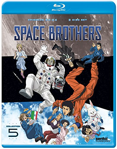 Space Brothers: Collection 5 [Blu-ray]
