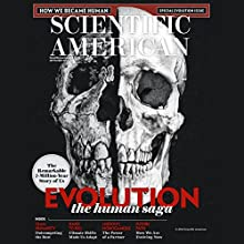 Scientific American, September 2014  by Scientific American Narrated by Mark Moran