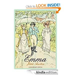 EMMA (illustrated, complete and unabridged Anniversary Edition)