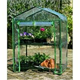 2 Tier Mini Greenhouse with Clear Cover