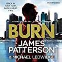 Burn: Michael Bennet 7 (       UNABRIDGED) by James Patterson Narrated by Danny Mastrogiorgio