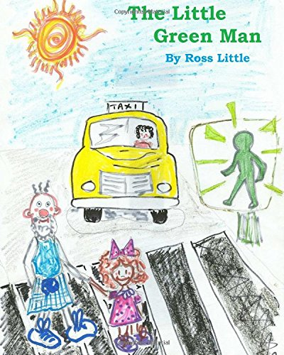The Little Green Man: Volume 1 (Grandpa Mac Stories)