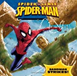 img - for Spider-Man: Sandman Strikes! book / textbook / text book