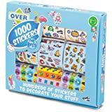 Tobar 1000 Stickers For Boys