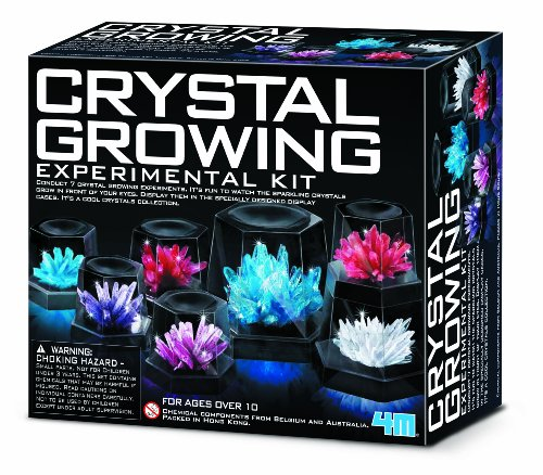 4m Crystal Growing Experimental Kit Review