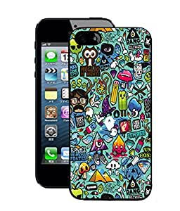 Fuson 2D Printed Jewel Thief Designer Back Case Cover for Apple iPhone 5 - D597