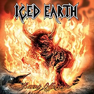 Amazon.com: Burnt Offerings: Iced Earth: Music