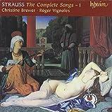 Richard Strauss: Sämtliche Lieder, Vol.1 - Christine Brewer