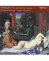 L'intégrale des Mélodies Vol. 1