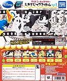 ディズニーキャラクター シネマジックフィルム1 タカラトミーアーツ(全7種フルコンプセット+DP台紙おまけ)