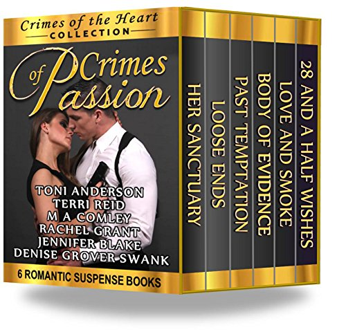 <strong>Six-in-One Boxed Set Alert! <em>Love And Danger Collide in Crimes of Passion: 6 Romantic Suspense Books (A Crimes of the Heart Collection)</em> by NY Times Bestselling Authors - Only 99 Cents Today!</strong>