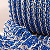 10m of Blue/White Pork Butchers Roastable High Quality Meat Netting Large Tube
