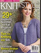 Knit n Style Magazine August 2013 by Various