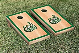 North Carolina Charlotte 49ers Cornhole Game Set Hardcourt Version