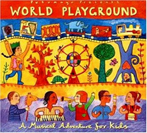 World Playground: Musical Adventure for Kids