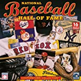 National Baseball Hall of Fame 2014 Wall (calendar)