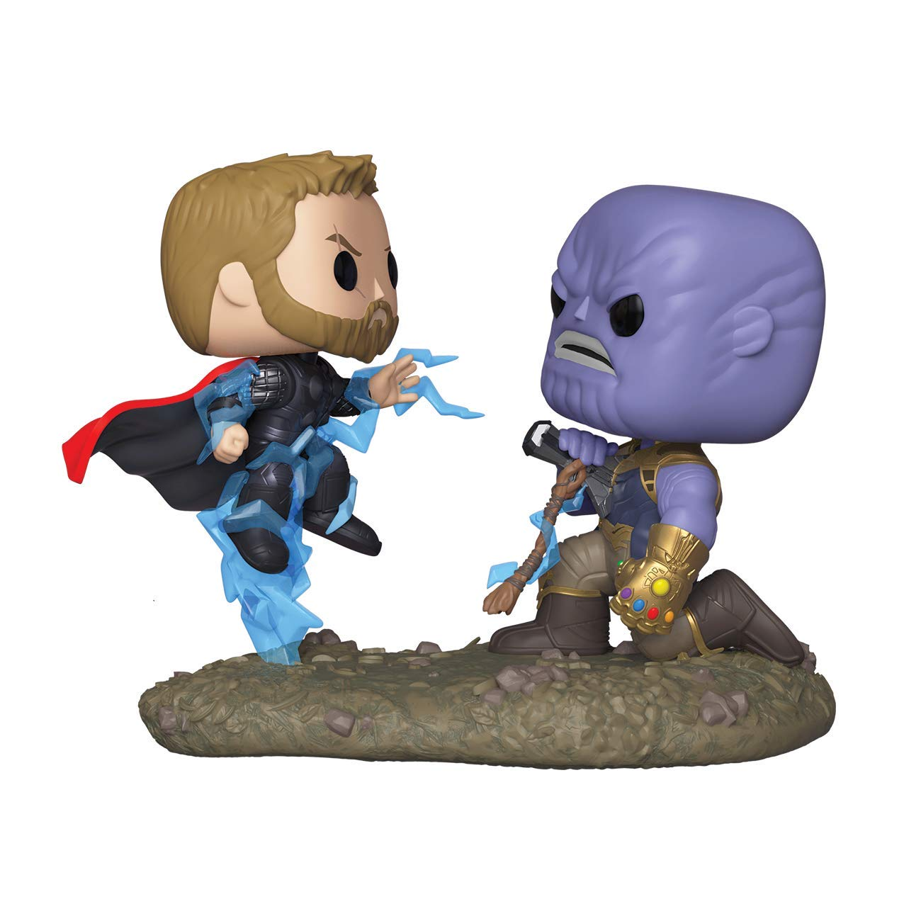 War Thor Vs Thanos