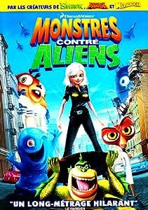 Monstres contre Aliens [Édition Simple]