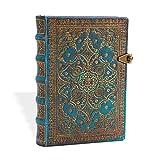 Equinoxe Azurblau - Notizbuch Mini Liniert - Paperblanks