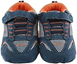 Lilsta Baby Boys' Blue Sneakers- 6-9mth