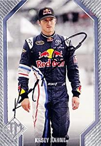 Buy AUTOGRAPHED Kasey Kahne 2012 Press Pass Total Memorabilia #4 RED BULL RACING (Rare) NASCAR SIGNED Trading Card w  COA by Trackside Autographs