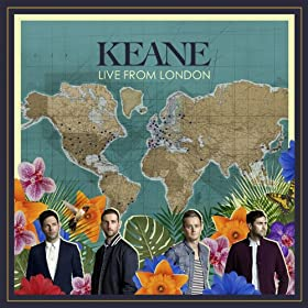 Amazon Artist Lounge: Keane Live from London