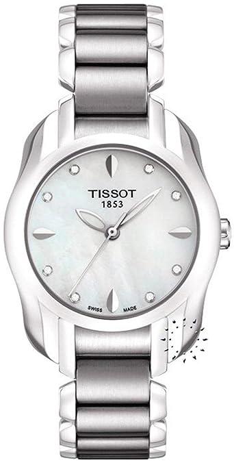design di qualità 96b91 0f987 Tissot T023.210.11.116.00 – Orologio donna Tissot T-Wave con ...