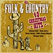 Folk & Country - 40 Christmas Hits