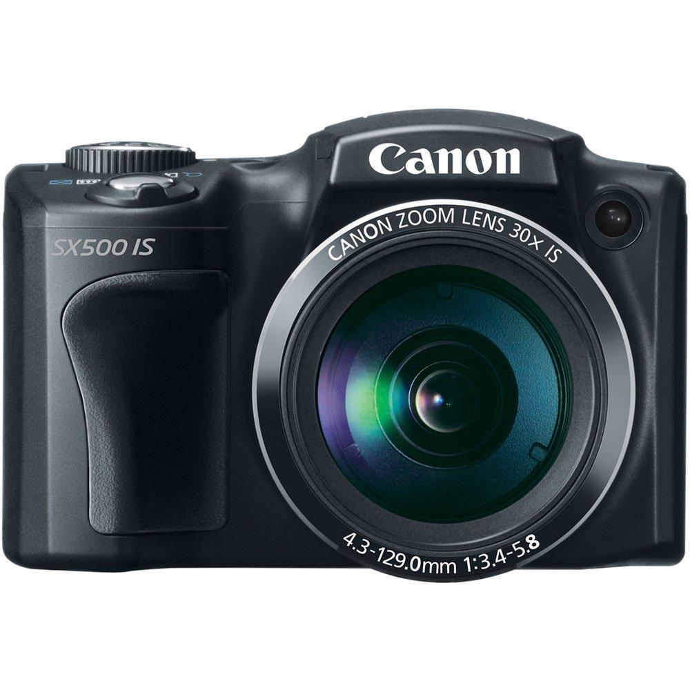 Canon PowerShot SX-500