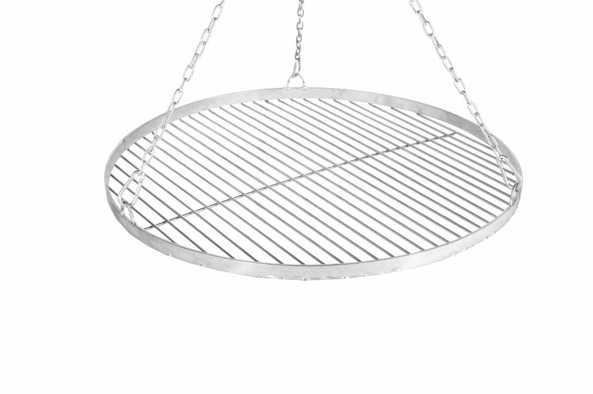 Kingdiscount® Grillrost aus Edelstahl, 70 cm Durchmesser für Schwenkgrill online kaufen