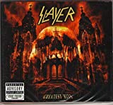 SLAYER Greatest Hits 2016 [2CD][Digipak][Import]