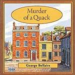 Murder of a Quack | George Bellairs