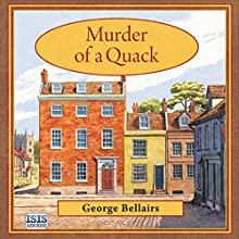 Murder of a Quack Audiobook by George Bellairs Narrated by Ric Jerrom