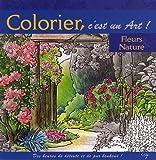 echange, troc Elcy - Colorier, c'est un art ! : Fleurs Nature
