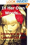 In Her Own Words... Interview with a...