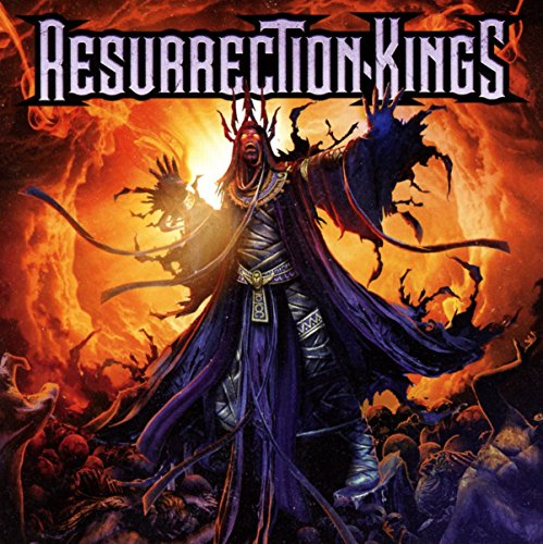 Resurrection Kings – Resurrection Kings – CD – FLAC – 2016 – CATARACT